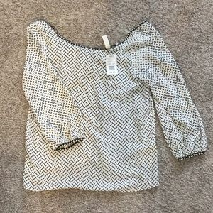 ⭐️4 for $15⭐️ NWT Lovely Day blouse